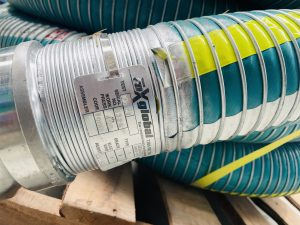 Wire Whipped Code 1000 Hose Brisbane